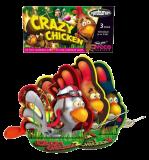 Crazy Chicken, 3er Beutel