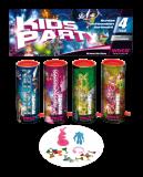 Kids Party, 4er Schachtel