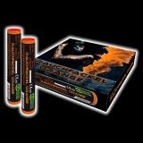 Rauchfackel Orange, 5er Pack