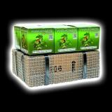 Vogelschreck-Batterie (1.4G Käfig)
